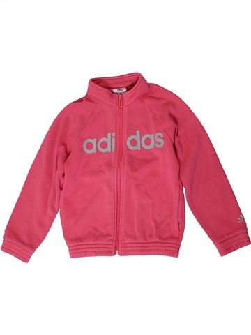 Sportswear fille ADIDAS rose 6 ans hiver #1401412_1