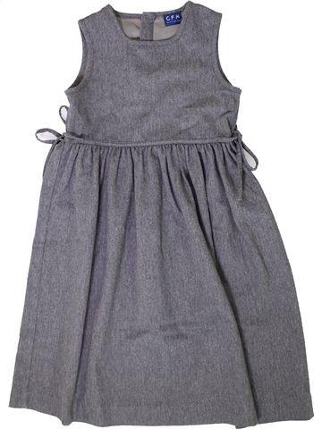 Robe fille CFK gris 8 ans hiver #1401645_1