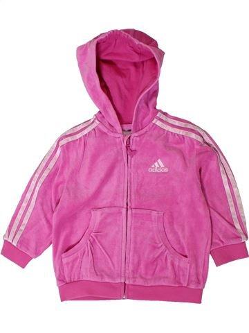 Ropa deportiva niña ADIDAS rosa 9 meses invierno #1401661_1