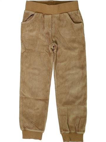 Pantalón niña ORCHESTRA marrón 6 años invierno #1401716_1