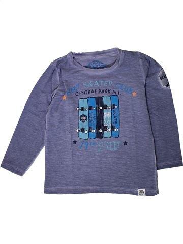 Camiseta de manga larga niño NAME IT azul 3 años invierno #1401759_1