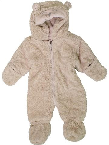 Mono-polar niño KIABI gris 1 mes invierno #1401775_1
