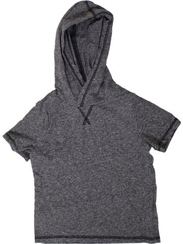 Camiseta de manga corta niño H&M gris 4 años verano #1401930_1