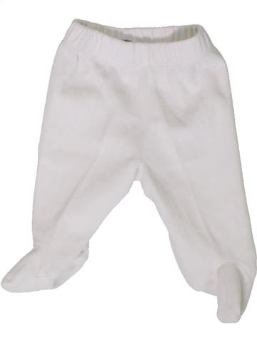 Pantalon unisexe KIABI blanc 1 mois hiver #1401938_1