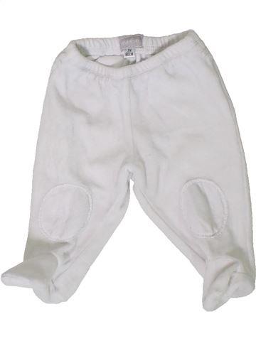 Pantalón unisex MARÈSE blanco 3 meses invierno #1401941_1