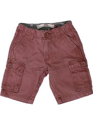 Short - Bermuda garçon CFK violet 3 ans été #1401944_1