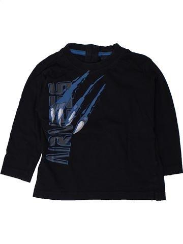 Camiseta de manga larga niño AIRNESS negro 18 meses invierno #1402045_1