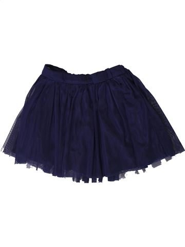 Falda niña OKAIDI azul 8 años invierno #1402060_1