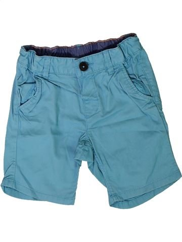 Short - Bermuda garçon H&M bleu 2 ans été #1402072_1