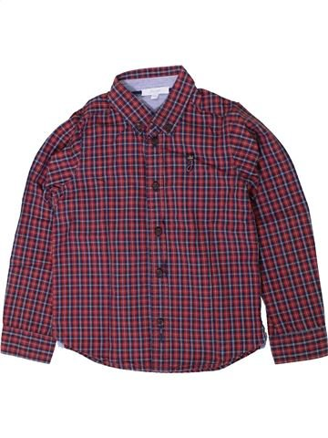 Camisa de manga larga niño JACADI violeta 5 años invierno #1402082_1