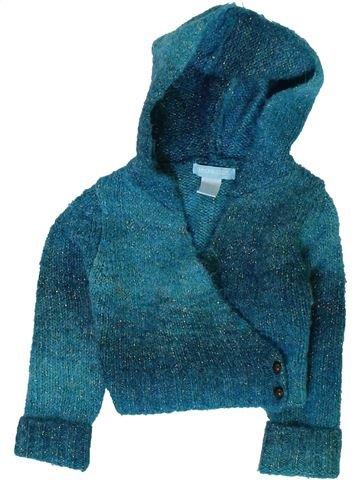 Chaleco niña ORCHESTRA azul 6 meses invierno #1402086_1