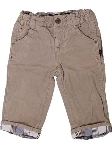 Pantalon garçon SERGENT MAJOR gris 6 mois hiver #1402106_1