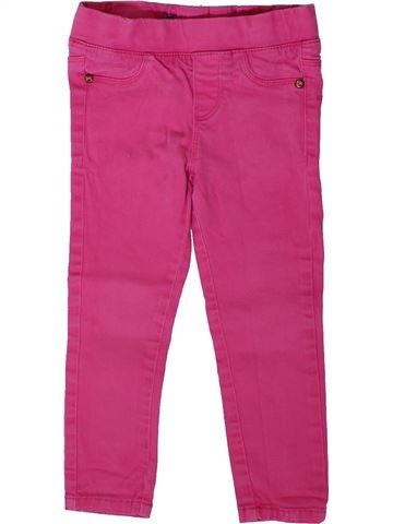 Tejano-Vaquero niña OKAIDI rosa 2 años invierno #1402121_1