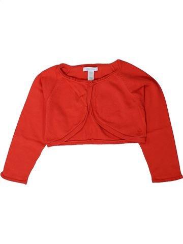 Bolero niña OKAIDI rojo 2 años invierno #1402124_1