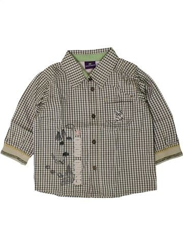 Camisa de manga larga niño SERGENT MAJOR gris 18 meses invierno #1402135_1