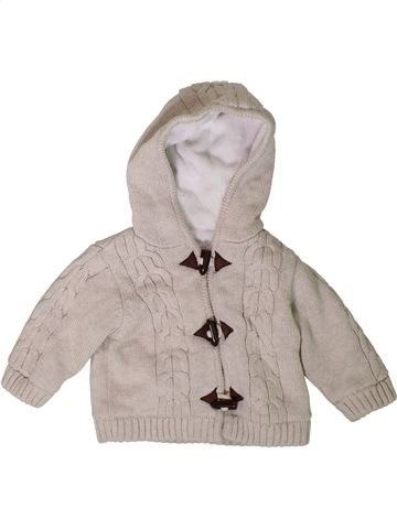 Chaleco niño MOTHERCARE gris 6 meses invierno #1402349_1