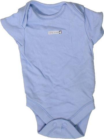 Camiseta de manga corta niño GEORGE azul 1 mes verano #1402388_1