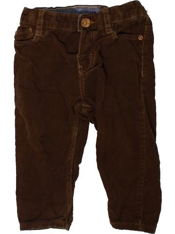 Pantalon garçon H&M marron 9 mois hiver #1402531_1