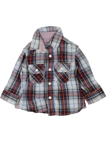 Camisa de manga larga niño PRIMARK violeta 12 meses invierno #1402586_1