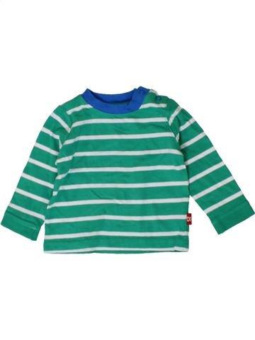 Camiseta de manga larga niño MOTHERCARE verde 6 meses invierno #1402588_1