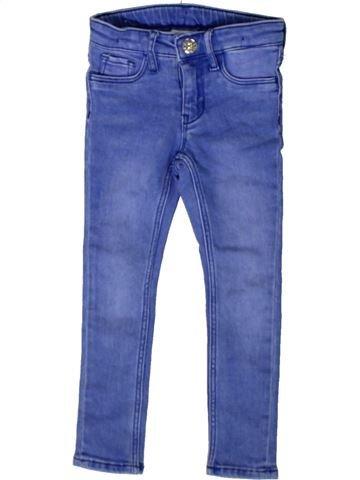 Tejano-Vaquero niña H&M azul 2 años invierno #1402612_1