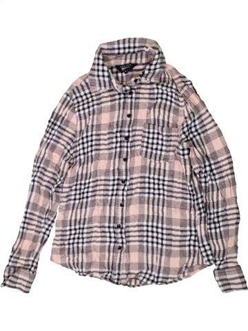 Blusa de manga larga niña NEW LOOK gris 14 años invierno #1402638_1