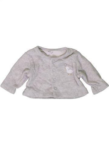 Chaleco niño MARKS & SPENCER gris 0 meses invierno #1402644_1
