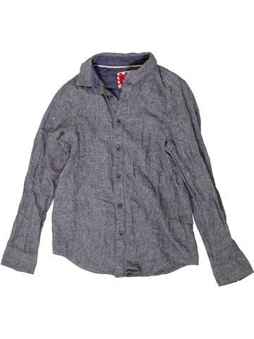 Camisa de manga larga niño PRIMARK gris 9 años invierno #1402709_1