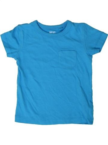 Camiseta de manga corta niño NEXT azul 9 meses verano #1402728_1