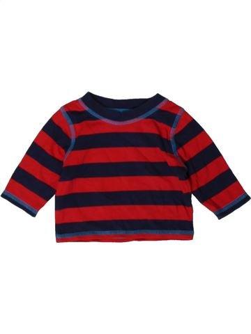 Camiseta de manga larga niño GEORGE violeta 1 mes invierno #1402802_1