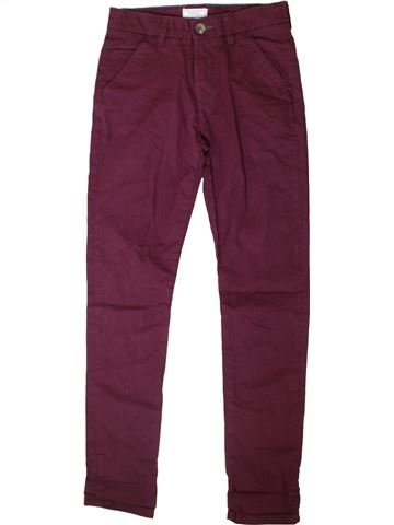 Pantalon garçon NEXT violet 12 ans hiver #1402844_1
