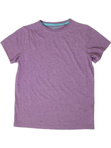 Camiseta de manga corta niño NEXT violeta 10 años verano #1402846_1