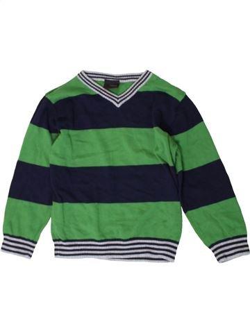 jersey niño NEXT verde 4 años invierno #1402881_1