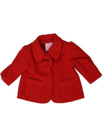 Chaqueta niña PRIMARK rojo 3 meses invierno #1402909_1