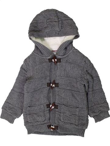Veste garçon MARKS & SPENCER gris 3 ans hiver #1402943_1