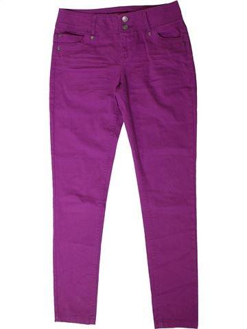 Pantalon fille PRIMARK violet 14 ans hiver #1403041_1