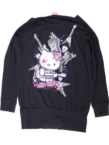 Camiseta de manga larga niña HELLO KITTY negro 14 años invierno #1403044_1