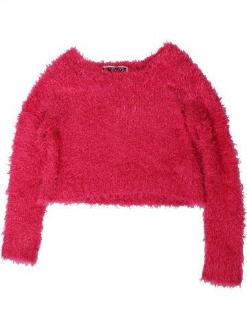 jersey niña DUNNES STORES rosa 8 años invierno #1403066_1