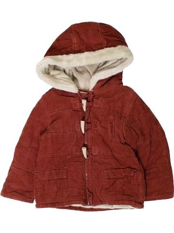 Manteau garçon TU rouge 2 ans hiver #1403087_1