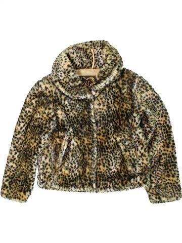 Manteau fille PRIMARK marron 10 ans hiver #1403237_1