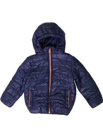 Plumífero niño PRIMARK azul 12 meses invierno #1403287_1