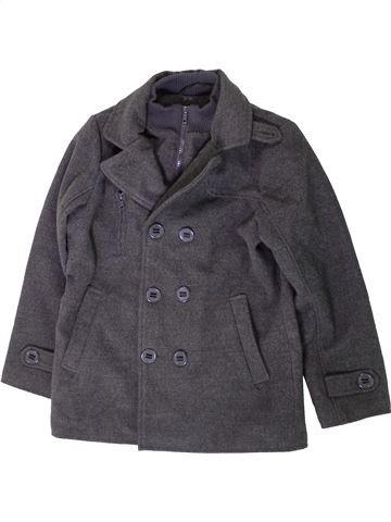 Manteau garçon DUNNES gris 10 ans hiver #1403320_1