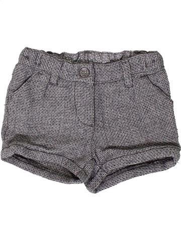 Short - Bermuda fille NEXT gris 9 mois hiver #1403368_1