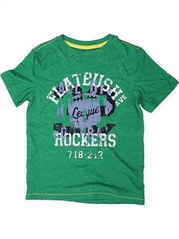 Camiseta de manga corta niño ARIZONA verde 7 años verano #1403428_1