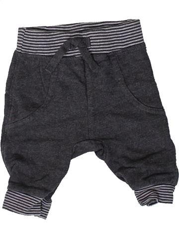 Pantalon garçon GEORGE noir naissance hiver #1403495_1