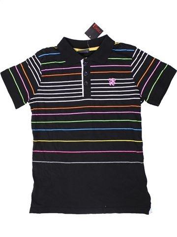Polo manches courtes garçon NEXT noir 8 ans été #1403532_1