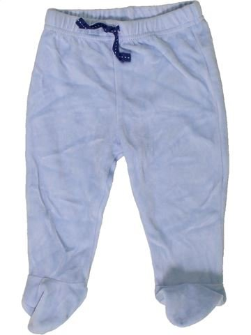 Pantalon garçon F&F bleu 9 mois hiver #1403566_1