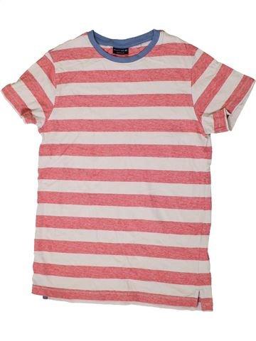 T-shirt manches courtes garçon NEXT rose 12 ans été #1403655_1