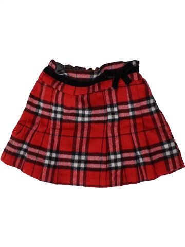 Jupe fille NEXT rouge 5 ans hiver #1403665_1