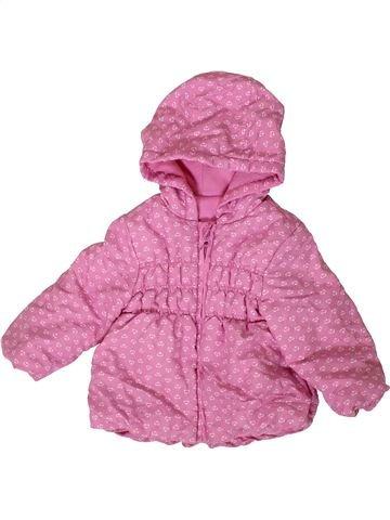 Abrigo niña DUNNES STORES violeta 12 meses invierno #1403695_1